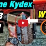 Holster Review - Insane Kydex Creations Ride Along Holster for Appendix Carry