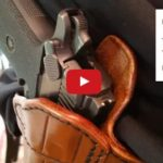 Privateer Leather Highwayman Pancake-style Holster