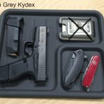 Wolf Hollow Tactical EDC Dump Tray - Storm Grey Kydex