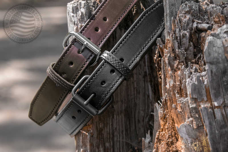 Bigfoot Gun Belts