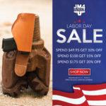 JM4 Tactical Labor Day Sale