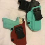 Tulster IWB Kydex Holsters for Sig P320 SCR & S&W Shield