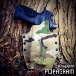 zZz Custom Works OWB Holster for Smith & Wesson M&P 9mm