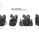 Alien Gear - Four Holsters in One Convenient Design