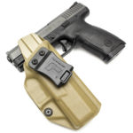 Tulster IWB Profile Kydex Holster for CZ P-10 C