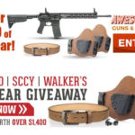 CrossBreed Holsters Gun and Gear Giveaways