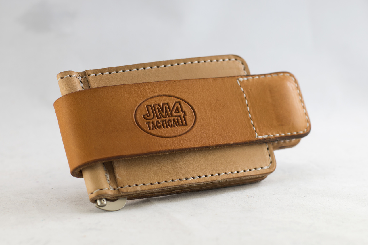 JM4 Tactical Magnetic Wallet
