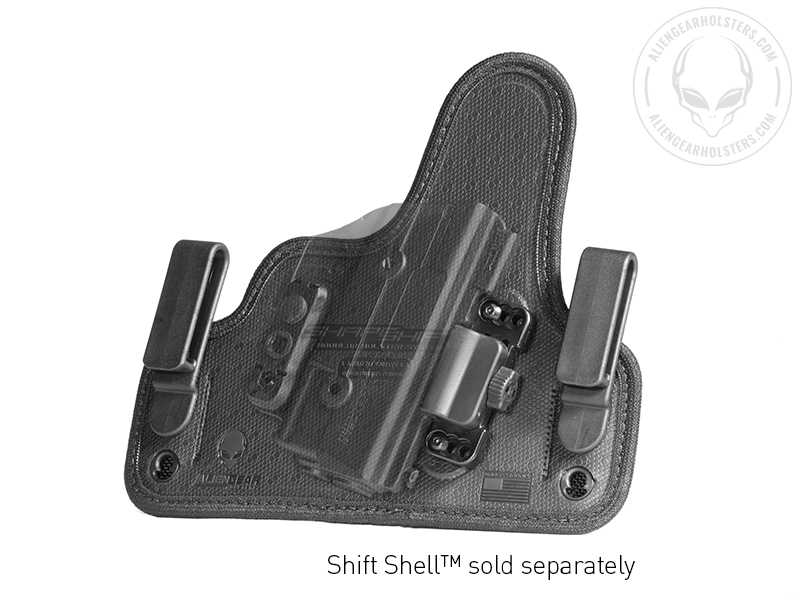 Alien Gear Holsters ShapeShift 4 0 IWB Carry Expansion Pack