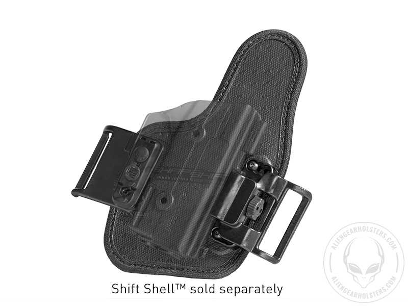 Alien Gear Holsters ShapeShift OWB Slide Carry Expansion Pack