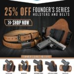 CrossBreed Holsters Sale - Founders Series Holsters and Belts