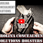 Holster Review - Carolina Concealment Solutions OWB Kydex Holster for CZ P07 Tactical