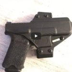 Raven Concealment Systems Perun OWB Holster for Glock 17