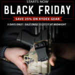 Tulster Holsters Black Friday Sale - Save on Kydex Holsters & Mag Carriers