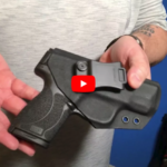 Holster Review - Shooting Industries IWB Kydex Holster