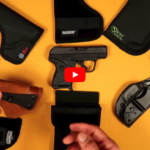 Ruger LCP II Holsters - IWB, Pocket, Ankle