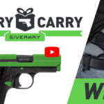 Sig P938 Giveaway by Alien Gear Holsters