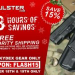 Tulster Holsters 48 Hour Christmas Sale - Free Shipping