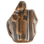 BLACKHAWK! Premium Leather Pancake Holster