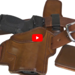 Holster Review - Wright Leather Works Predator Pancake Holster