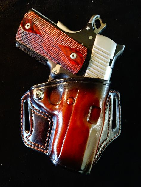 Jeffrey Custom Leather - Holster