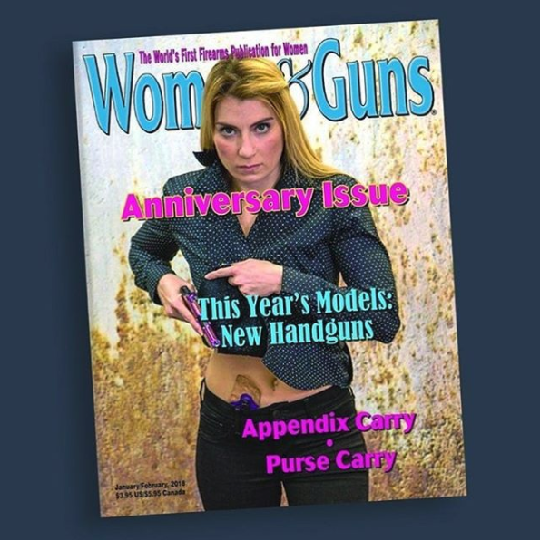 Women & Guns Magazine