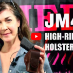 JM4 Tactical High-Ride Quick Click & Carry Holster