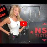 NSR Tactical OWB Kydex Holster for Sig P365