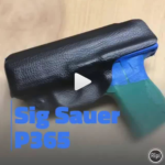 Sig Sauer P365 Kydex Holsters