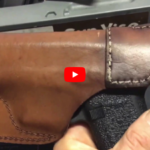 Holster Review - Talon Holsters Tuckable IWB Holster & Wallet Holster