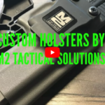 M2 Tactical Solutions Custom Kydex Holsters
