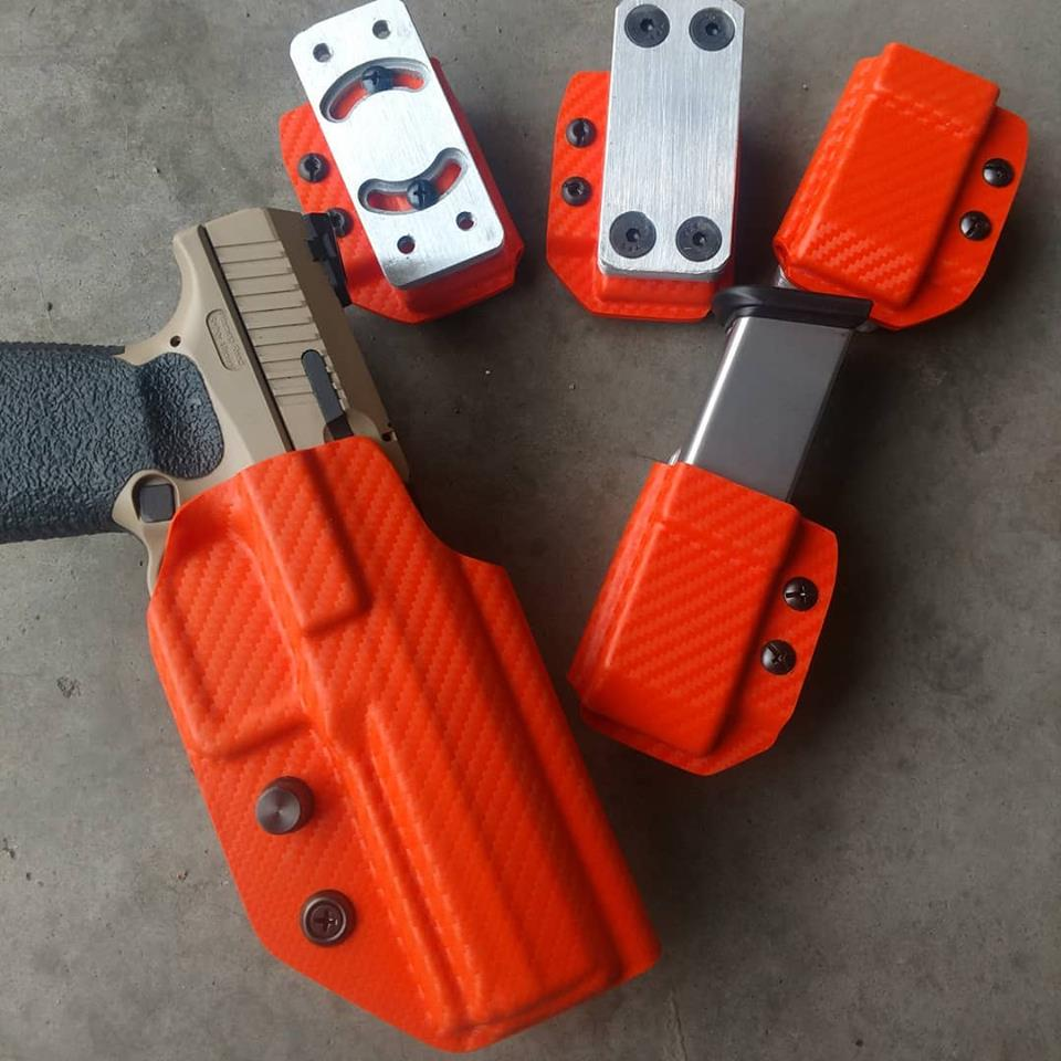 Linc-Dex Gear Canik TP9SFX Holster & Mag Carriers