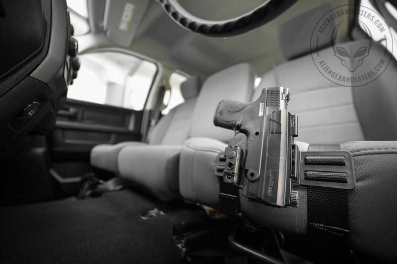 Alien Gear Holsters ShapeShift Driver Defense Holster