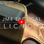 JM4 Tactical RELIC IWB Tuckable Holster Review