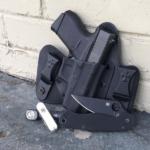 CrossBreed Holsters MiniTuck IWB Holster for Glock 43