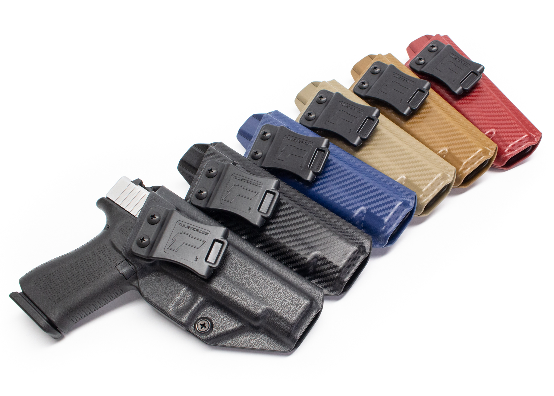 Tulster IWB Profile Holster for Glock G43X and G48